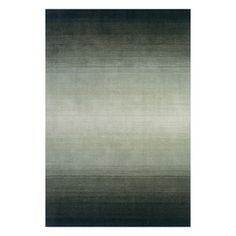 Ombre Rug 8x11 Forest Green, $460, now featured on Fab.