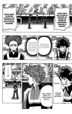 Boku no Hero Academia 34 página 5 - Leer Manga en Español gratis en NineManga.com
