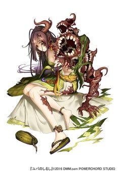 Female Character Design, Character Design References, Character Design Inspiration, Character Art, Monster Concept Art, Fantasy Monster, Monster Art, Arte Horror, Horror Art