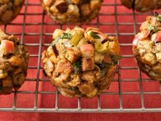 Apple and Onion Stuffin' Muffins