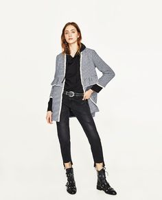 with fringing all the rage, this move o of Zara's best seller last year is a dead cert. Zara