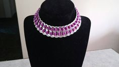 Check out this item in my Etsy shop https://www.etsy.com/listing/231011752/soda-pop-tab-purple-choker