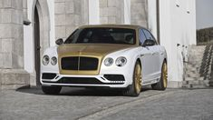 2016 Bentley Flying Spur by Mansory