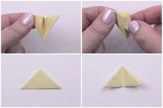Learn How to Make an Easy Origami Photo Display!