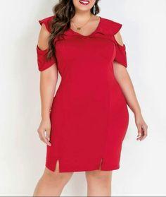 Vestidos Plus Size, Look, Ideias Fashion, Jean Dress Outfits, White Dress
