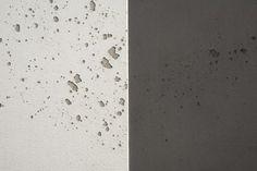 It looks like concrete and it feels like concrete. Imi-beton (concrete) is however a modern composite material. Composite Material, Concrete, Modern, House, Trendy Tree