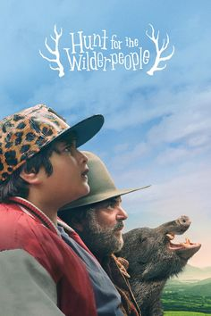 Hunt for the Wilderpeople (2016) - Watch Movies Free Online - Watch Hunt for the Wilderpeople Free Online #HuntForTheWilderpeople - http://mwfo.pro/10743290