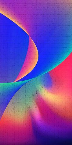 Black Hd Wallpaper Iphone, Unique Wallpaper, Iphone Background Wallpaper, Pretty Wallpapers, Illustrations And Posters, Mandala, Colorful, Purple, Blue
