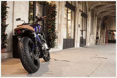 2012 Triumph Bonneville by VintageRacer - Pipeburn