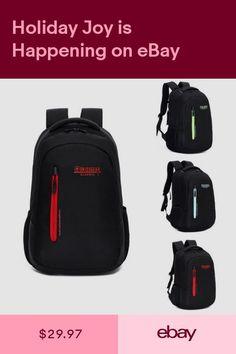 Teenage Waterproof Travel Laptop Backpack inch For Men and Women 2019 Black Backpack, Sling Backpack, Range Bag, Waterproof Backpack, Small Shoulder Bag, Leather Briefcase, Laptop Bag, Shoulder Handbags