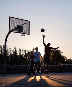 Shooting hoops   @jn with the LUMIX GH4
