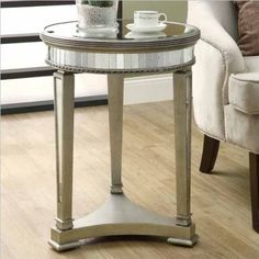 Monarch Specialties Diameter Accent Table, 20-Inch, Mirrored, http://www.amazon.com/dp/B008VD0X7S/ref=cm_sw_r_pi_awdm_1WTGwb10SSPJ9