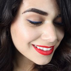 Fourth of July Inspired Makeup