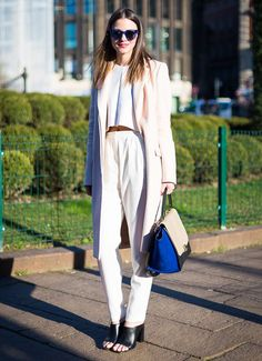 Fake Longer Legs With These 11 Style Tricks via @WhoWhatWearUK