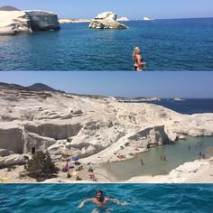 Cyclades , lovely sea. Happy.