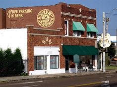 Sun Records, Memphis, TN