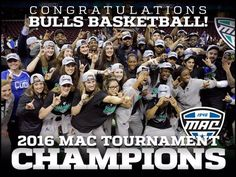 In 2016 both the Women's team and the Men's team won the MAC Basketball Tournament and headed to the NCAAs.