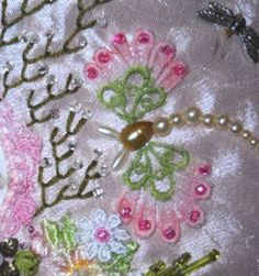 Raviolee Dreams: The making of a Lace Butterfly
