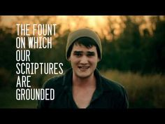 """Spoken Poetry Video:""""I Believe In The Scriptures"""" by David Bowden"""