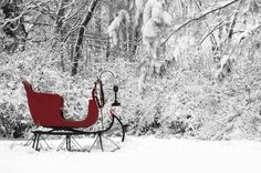 Capture My Chicago Photo Contest - Vintage Sleigh by Richard Susanto