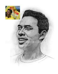 Artistic Sketch of your Portrait