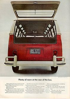 My best friend had a Microbus back in high school.  Lot of miles, lot of stories...