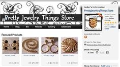 Pretty Jewelry Things Store | RocketHub