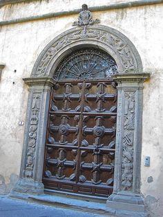 Big Door, Lucca, Italy