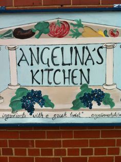 Angelina S Kitchen Farm To Fork