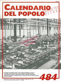 Il Calendario del Popolo n° 484, 1986