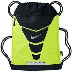 27ab7d8f89 Nike Vapor Gym sack BA4728-701 Volt Black Nike Vapor