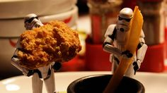 """""""Scientists reveal chicken nuggets are less than 50% chicken meat"""" -- If you're a frequent chicken nugget consumer you should check out this article! Warning: it may ruin chicken nuggets for you lol."""