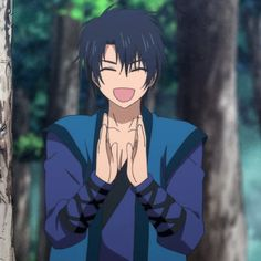 It's not hard to tell that Hak is being completely sarcastic (probably towards Ki-Ja) in this gif.