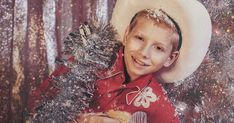 """It's that time of year when we start to see new Christmas albums pop up and begin to get into the spirit of the holidays! Kid Yodeler Mason Ramsey is back covering a holiday classic, """"White Christm. Christmas Albums, Kids Christmas, White Christmas, Mason Ramsey, Cowgirl Baby, Country Singers, Banff, Little Sisters, Cool Kids"""
