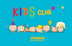 Sphinx otwiera się na wszystkie dzieciaki :)