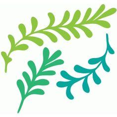 Silhouette Design Store - Search Designs : leaves