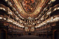 OPÉRA DES MARGRAVES Bayreuth, Germany