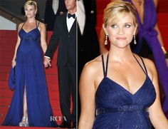 Reese Witherspoon In Atelier Versace – 'Mud' Cannes Film Festival Premiere