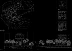 Swiss Embassy Competition Entry / Personeni Raffaele Schärer Architects