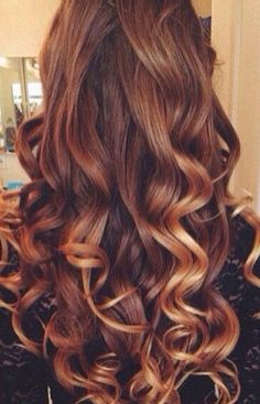 Highlights curly hair #gorgeoushair