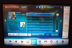 Studio CX in-flight entertainment