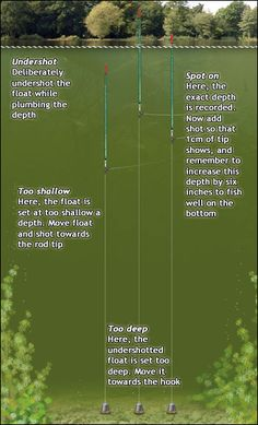 How to fish the waggler
