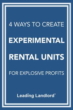 Top  Features Of A Profitable Rental Property  Real Estate