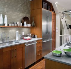 Great stainless steel appliances from The Appliance Gallery in Dayton. #housetrends http://www.housetrends.com/specialist/Appliance-Gallery