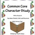 This unit was created after I attended a four day 2012 Common Core Summer Institute. This unit reflects the instructional shifts present in the Common Core.  These shifts include:  Instructional Shifts In ELA  (English Language Arts)  Balancing Information and Literary Text Building Knowledge in the Disciplines Staircase of Complexity  Text-Based Answers  Writing From Sources ($8.00)