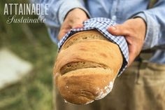 This soft French bread recipe is great to pair with soup, slice and toast, or for making your favorite sandwich. It's a homemade bread winner.