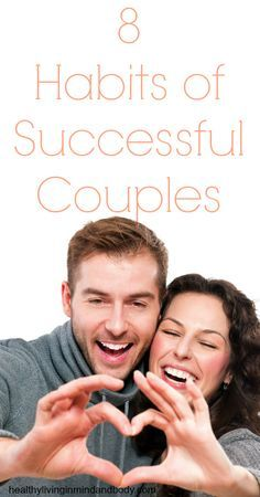 8 Habits of Successful Couples, tackle them together and consult a family therapist when you get stuck.