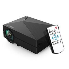 """2015 Tronfy Full Color 130"""" Entertainment Home Cinema Theater Multimedia Portable LCD LED Pico Projector 800x480p Optical Keystone Usb/av/sd/hdmi/vga Interface Video Games Movie Night Tronfy http://smile.amazon.com/dp/B00ZOI31K4/ref=cm_sw_r_pi_dp_gHGZvb00BE09F"""