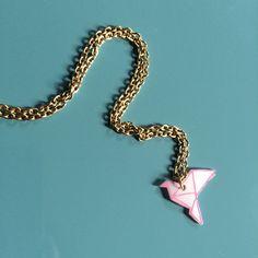 Kolibri goes Pink von Kingwoood auf DaWanda.com