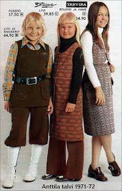 70-luvulta, päivää !: Pikku naisia